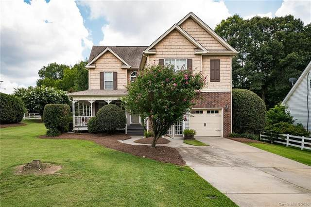 21426 Townwood Drive, Cornelius, NC 28031 (#3649757) :: Burton Real Estate Group