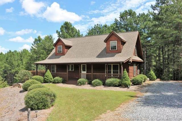 105 Palisade Drive, Mill Spring, NC 28756 (#3649767) :: Ann Rudd Group