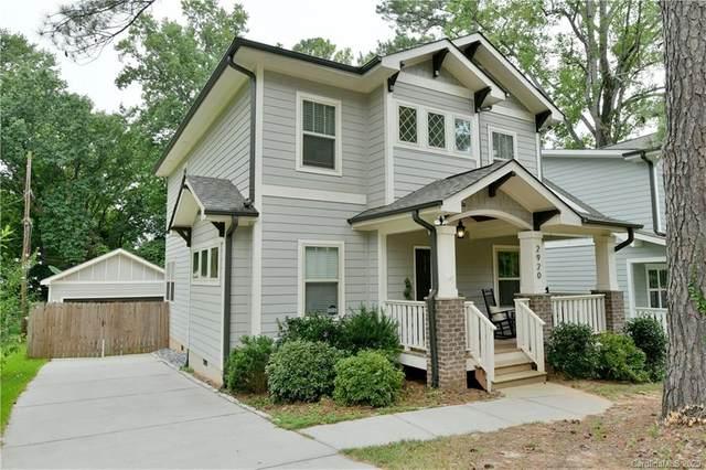 2920 Hilliard Drive, Charlotte, NC 28205 (#3649832) :: LePage Johnson Realty Group, LLC
