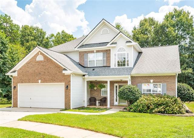 1004 Demetrius Court, Indian Trail, NC 28079 (#3649863) :: Johnson Property Group - Keller Williams