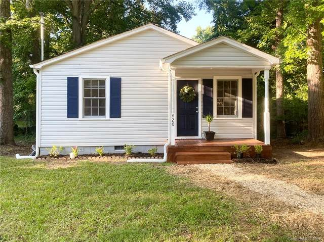 420 Byars Street, Rock Hill, SC 29730 (#3649877) :: MOVE Asheville Realty
