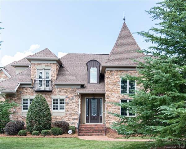 14337 Brooks Knoll Lane, Mint Hill, NC 28227 (#3649896) :: Stephen Cooley Real Estate Group