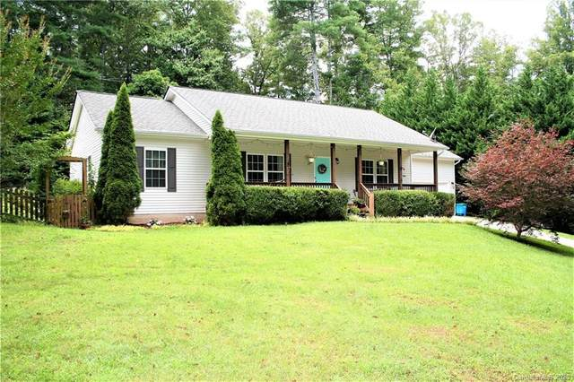 23 Shady Bluff Lane, Weaverville, NC 28787 (#3649933) :: Homes Charlotte