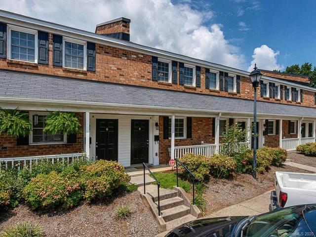 1348 Green Oaks Lane M, Charlotte, NC 28205 (#3649955) :: Rinehart Realty