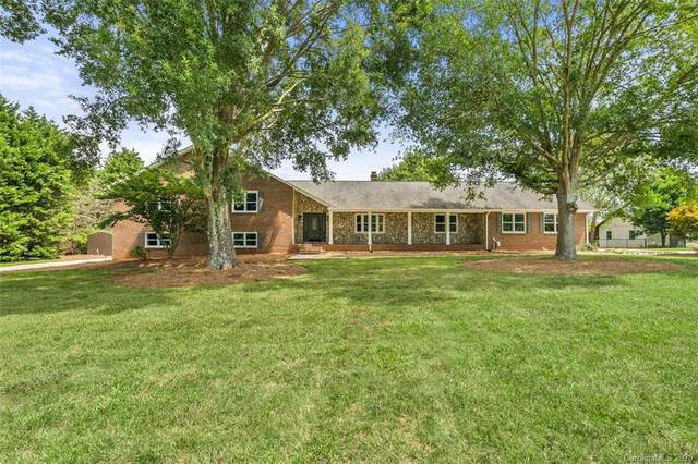 1682 Startown Road, Lincolnton, NC 28092 (#3649984) :: Miller Realty Group