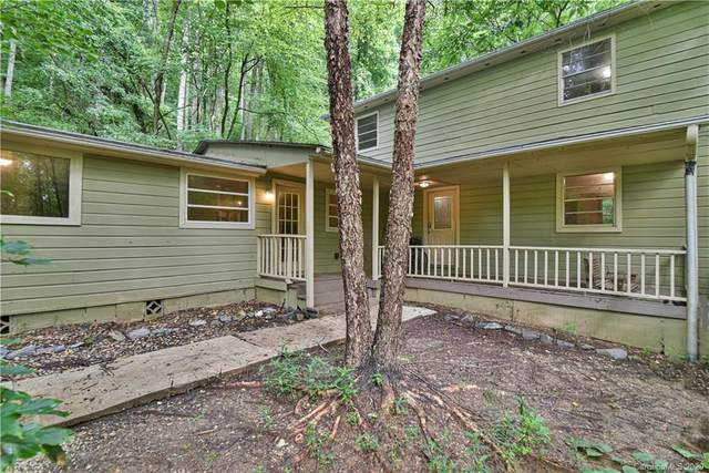 463 Lytle Cove Road, Swannanoa, NC 28778 (#3649992) :: MartinGroup Properties