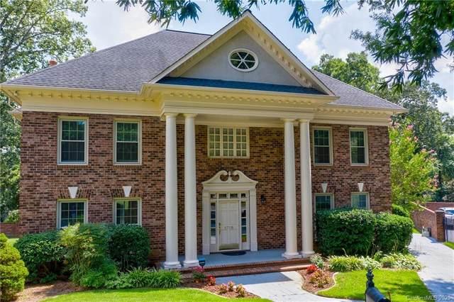 5718 Randolph Road, Charlotte, NC 28270 (#3649993) :: High Performance Real Estate Advisors