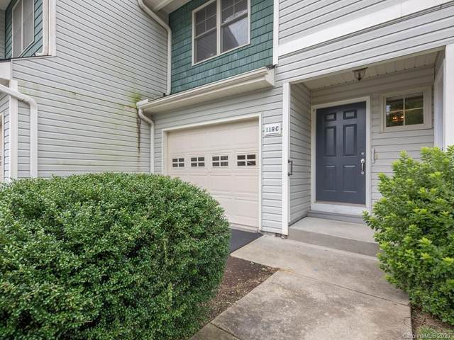 119 Downing Park Court Unit C, Brevard, NC 28712 (#3650038) :: Carlyle Properties