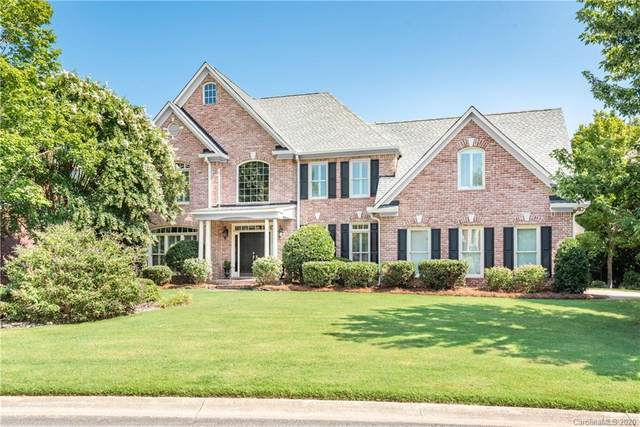 6106 Woodleigh Oaks Drive, Charlotte, NC 28226 (#3650049) :: The Sarver Group