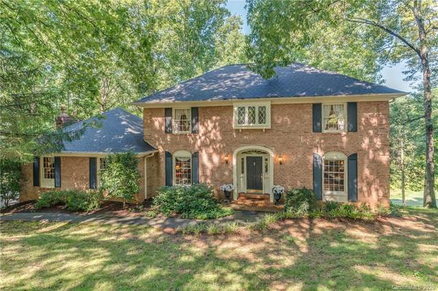 726 Moss Drive, Rutherfordton, NC 28139 (MLS #3650067) :: RE/MAX Journey