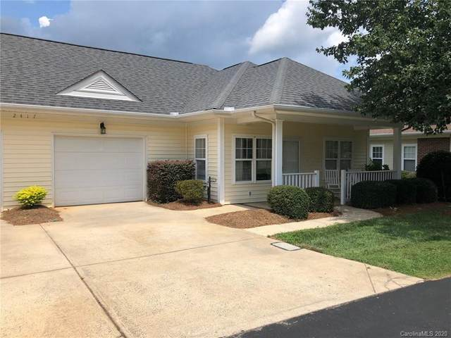 2417 Granville Place B, Monroe, NC 28110 (#3650090) :: The Mitchell Team