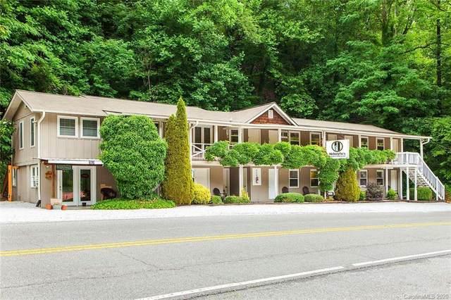 676 Main Street, Chimney Rock, NC 28720 (#3650125) :: Keller Williams Professionals