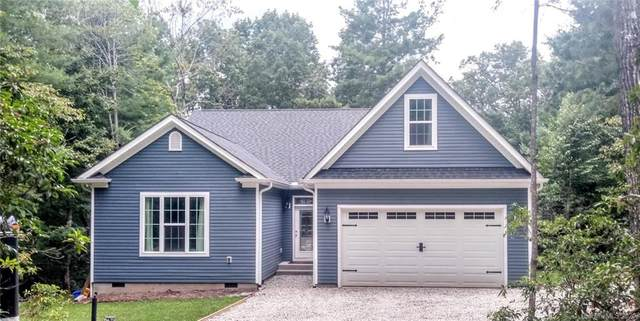 29 Saddle Top Road, Flat Rock, NC 28731 (#3650154) :: LePage Johnson Realty Group, LLC