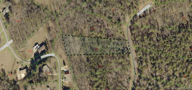 Lot 8 Jamesview Road #8, Marion, NC 28752 (#3650238) :: Homes with Keeley | RE/MAX Executive