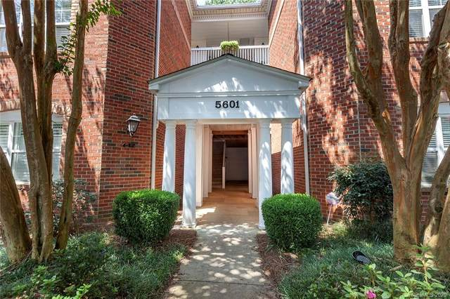 5601 Fairview Road #7, Charlotte, NC 28209 (#3650271) :: Stephen Cooley Real Estate Group