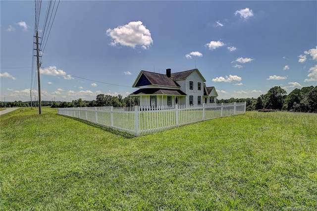 5335 Polkville Road, Lawndale, NC 28090 (#3650294) :: Cloninger Properties