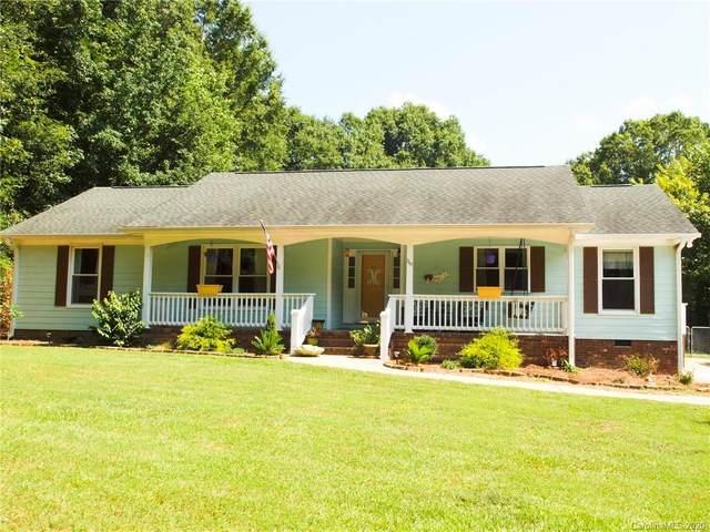 118 Hillcrest Avenue #16, Clover, SC 29710 (#3650307) :: Stephen Cooley Real Estate Group