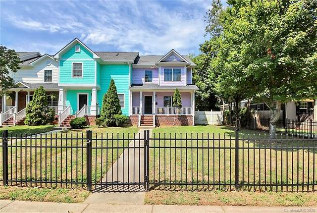 2014 Lasalle Street, Charlotte, NC 28216 (#3650351) :: Stephen Cooley Real Estate Group