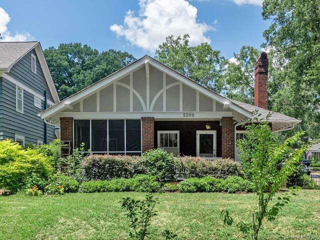 2200 Charlotte Drive, Charlotte, NC 28203 (#3650355) :: BluAxis Realty