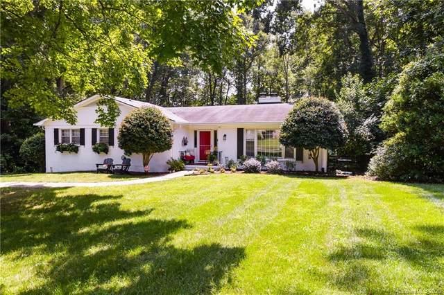 417 Hillandale Drive, Charlotte, NC 28270 (#3650360) :: BluAxis Realty