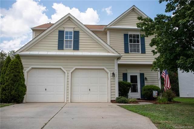 5207 Bentgrass Run Drive #53, Charlotte, NC 28269 (#3650414) :: LePage Johnson Realty Group, LLC