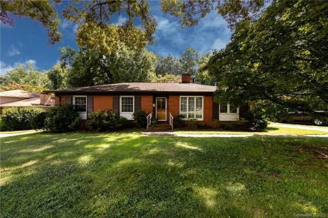 3356 Country Club Drive, Charlotte, NC 28205 (#3650426) :: Rinehart Realty