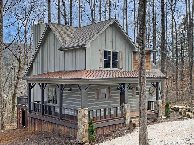43 Clinchfield Gap Road, Marion, NC 28752 (#3650444) :: Carver Pressley, REALTORS®