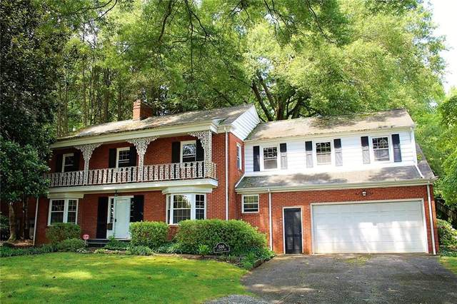 506 Pennton Avenue SW, Lenoir, NC 28645 (#3650470) :: Stephen Cooley Real Estate Group