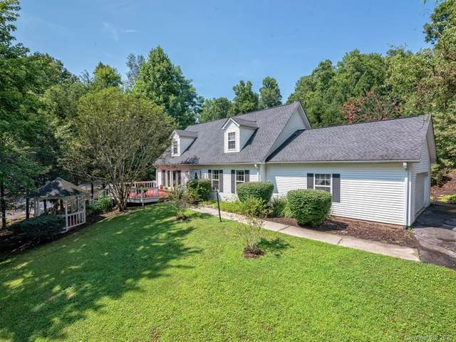 107 Lone Eagle Lane, Hendersonville, NC 28739 (#3650513) :: Rinehart Realty