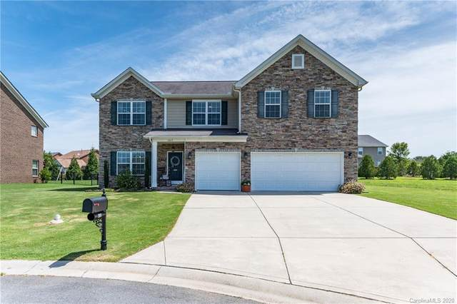 2013 Orby Avenue, Indian Trail, NC 28079 (#3650529) :: Johnson Property Group - Keller Williams