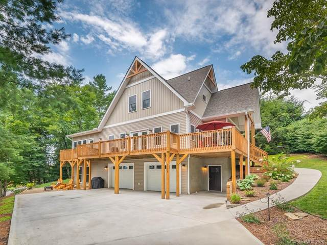 293 Circle Top Drive, Hendersonville, NC 28739 (#3650551) :: Keller Williams South Park