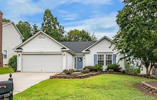 5336 Courtfield Drive, Indian Trail, NC 28079 (#3650561) :: Stephen Cooley Real Estate Group
