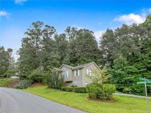 103 Brooktree Circle, Hendersonville, NC 28739 (#3650622) :: Rinehart Realty