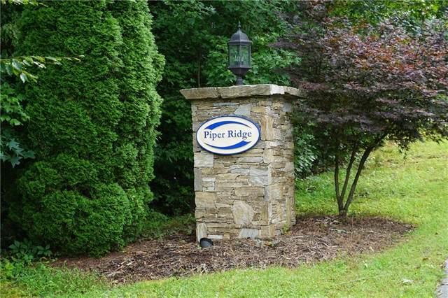 lot 15 Mallory Place, Lenoir, NC 28645 (#3650631) :: Homes Charlotte