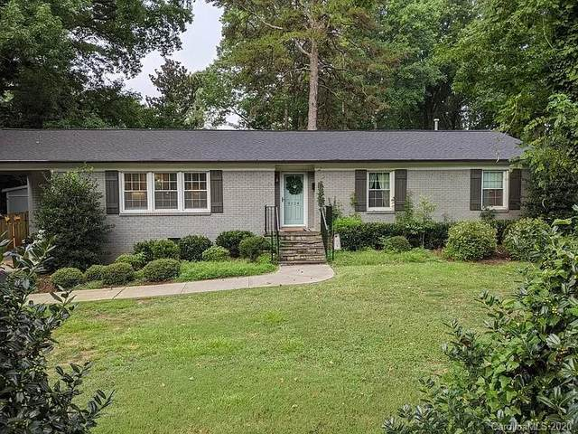 4124 Randolph Road, Charlotte, NC 28211 (#3650687) :: Stephen Cooley Real Estate Group