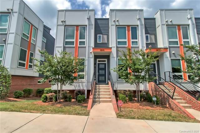 2834 Youngblood Street #7, Charlotte, NC 28203 (#3650694) :: DK Professionals Realty Lake Lure Inc.