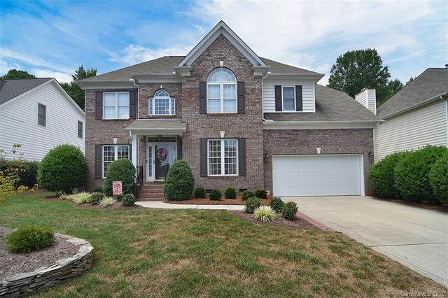 16725 Hampton Crossing Drive, Huntersville, NC 28078 (#3650698) :: Miller Realty Group