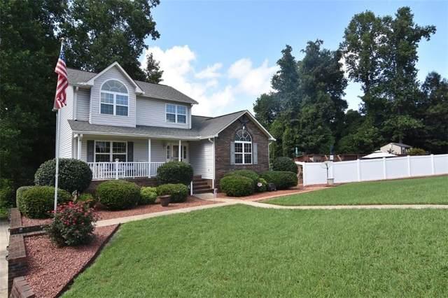 3156 St Vincent Drive, Claremont, NC 28610 (#3650703) :: Johnson Property Group - Keller Williams