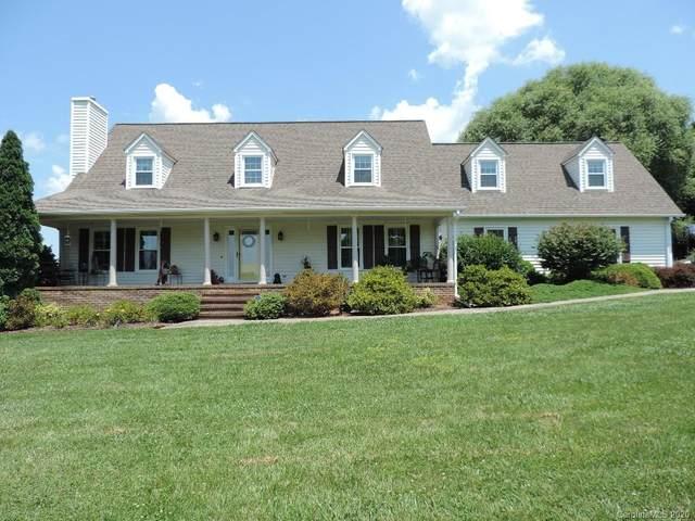 810 Pudding Ridge Road, Mocksville, NC 27028 (#3650713) :: Premier Realty NC