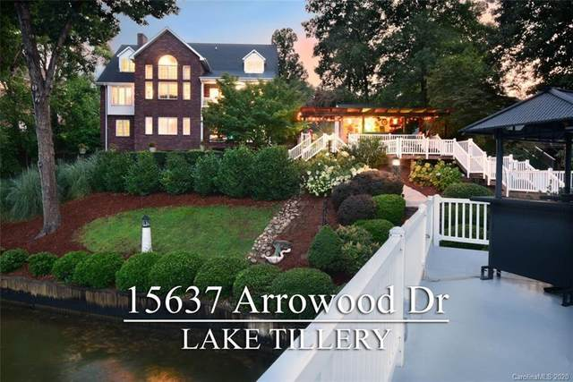 15637 Arrowood Drive, Norwood, NC 28128 (#3650714) :: Odell Realty