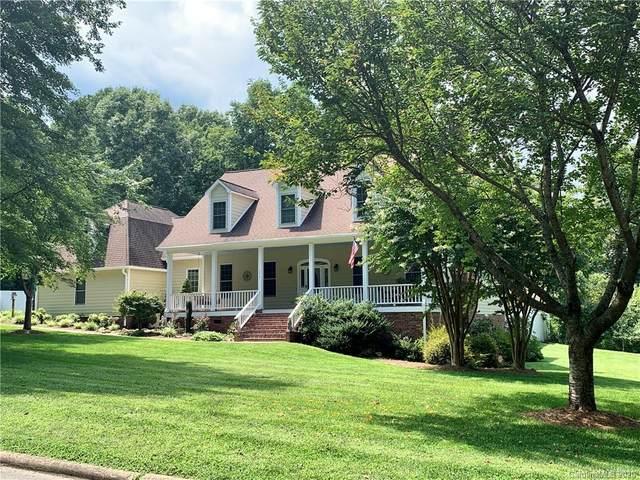 200 Heritage Lane, Morganton, NC 28655 (#3650764) :: Puma & Associates Realty Inc.