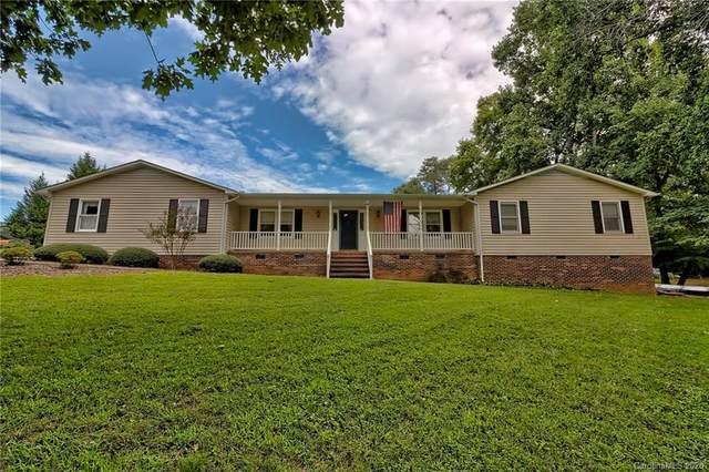 135 Quail Drive, Salisbury, NC 28147 (#3650777) :: DK Professionals Realty Lake Lure Inc.