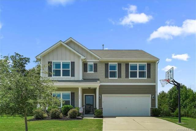 1020 Sunflower Lane, Indian Trail, NC 28079 (#3650779) :: Cloninger Properties