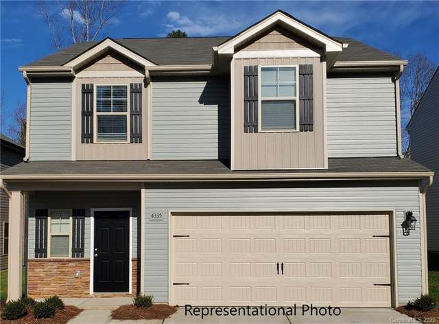 3104 Ainsley Woods Drive #18, Charlotte, NC 28214 (#3650788) :: IDEAL Realty