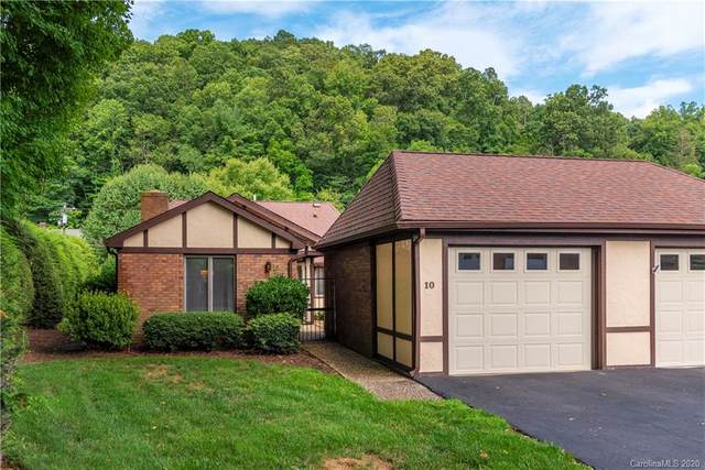10 Bradford Circle, Waynesville, NC 28786 (#3650790) :: Keller Williams South Park
