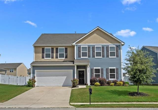 1004 Blue Stream Lane, Indian Trail, NC 28079 (#3650792) :: Rinehart Realty