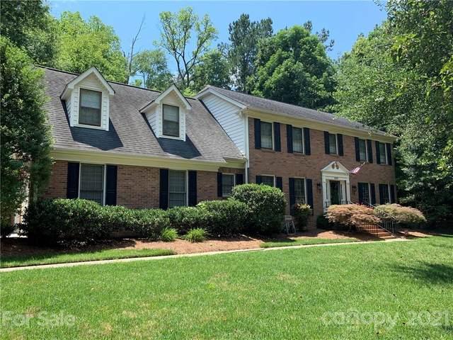 2400 Brantford Drive, Charlotte, NC 28210 (#3650886) :: Cloninger Properties
