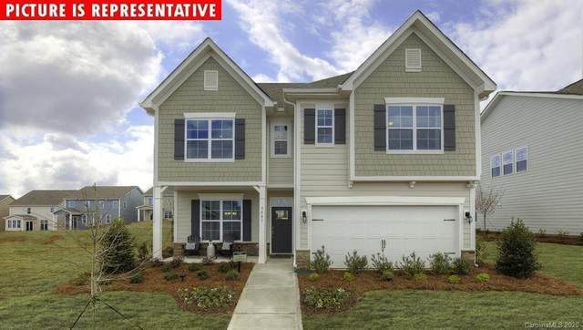 120 Championship Drive #62, Mooresville, NC 28115 (#3650912) :: Premier Realty NC