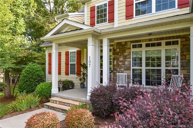 107 Lakeshore Hills Drive #18, Mooresville, NC 28117 (#3650926) :: LePage Johnson Realty Group, LLC