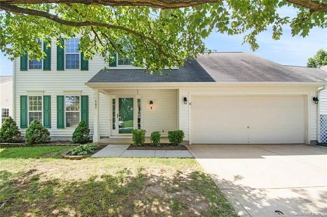 107 Hartine Court, Mooresville, NC 28115 (#3650935) :: High Performance Real Estate Advisors